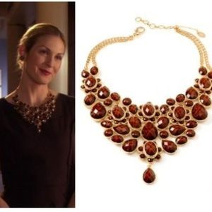 Amrita Singh - Statement Bib Necklace